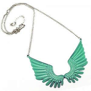 """Подвеска """"Wings"""" (зеленая)"""