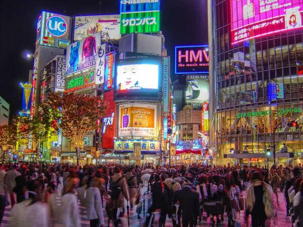 Хочу побывать в Японии в частности в Токио