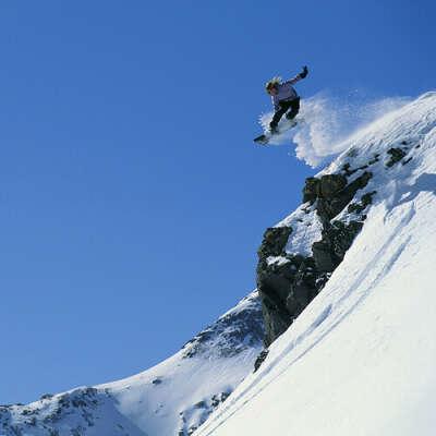 Научиться кататься на сноуборде. Сноуборд