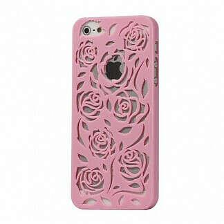 Newtons Rose Pink чехол для Apple iPhone 5