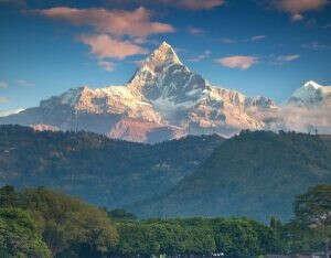Йога-путешествие в Непал. Начало Света.