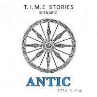 T.I.M.E. Stories: Antic