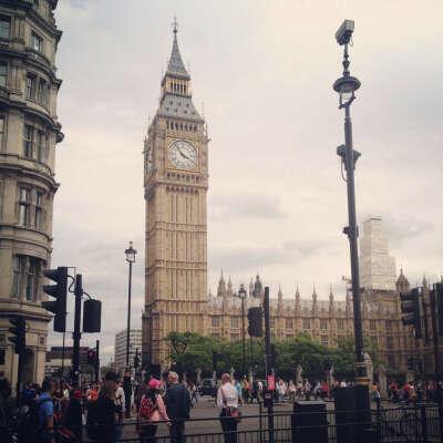 Уехать жить в Лондон