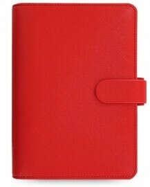 Купить Органайзер Filofax Saffiano Personal (красный) в интернет магазине в Киеве: цены, доставка - интернет магазин Д.Магазин