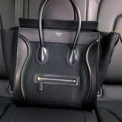 Celine bag my black wish