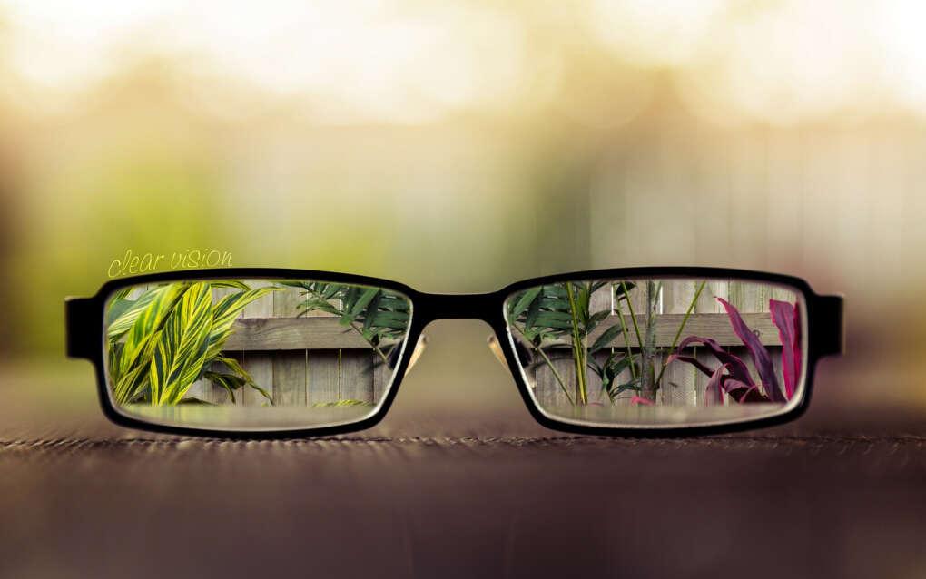 Иметь хорошее (100%) зрение