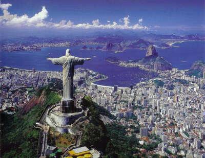 Бразилия. Рио