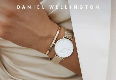 Daniel Wellington часы и браслет и колечко ещё хочу и подвеску