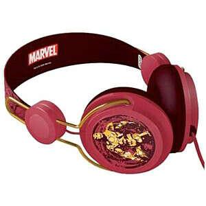Marvel Comics Iron Man DJ Headphones