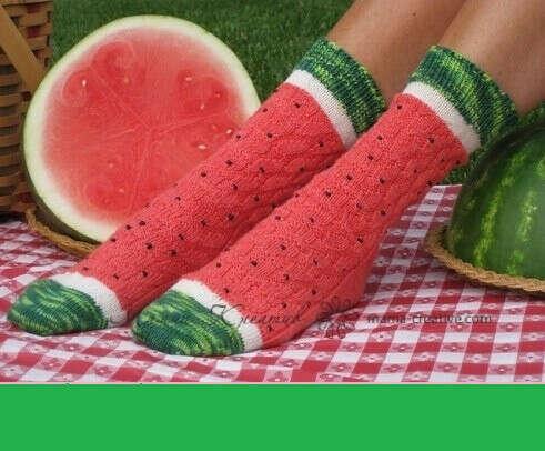 Научиться вязать носки на 2 спицах