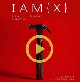 2 билета на концерт IAMX