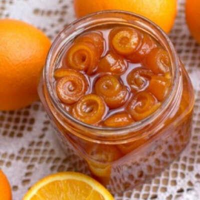 Апельсиновое варенье с корочкой (или лимон,или грейпфрут)