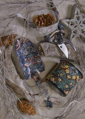 Подарок William Morris Strawberry Thief Briers «Земляничный - 4»