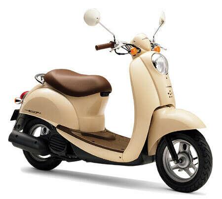 Скутер Honda Scoopy