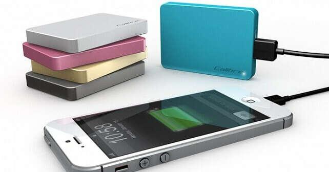 Портативное зарядное устройство для телефона