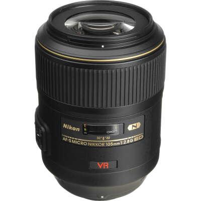 Объектив Nikon 105mm AF-S F2.8 VR II Macro