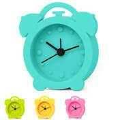 Настольные часы Mini Retro Clock (разные цвета) / Розовый