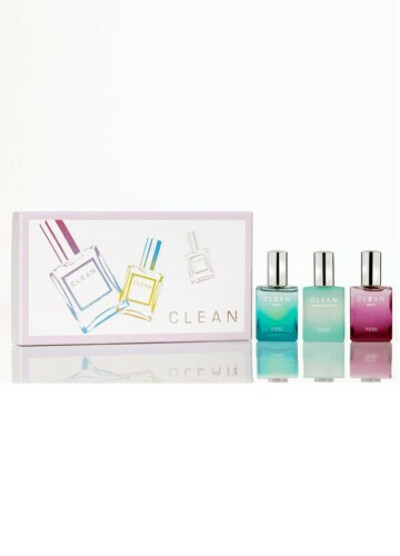 CLEAN: THE BEST OF CLEAN GIFT SET