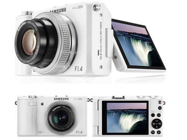 О боже моя мечта Samsung ex2f