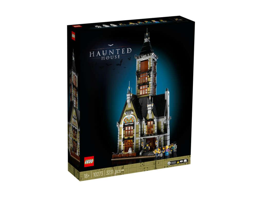 """Конструктор Lego 10273 """"Дом с привидениями"""""""