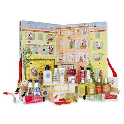 LOccitane Christmas Beauty Advent Calender