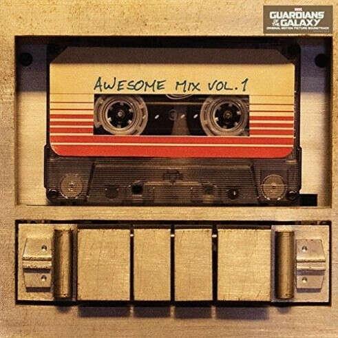 Guardians Of The Galaxy купить на виниловых пластинках | Винилотека