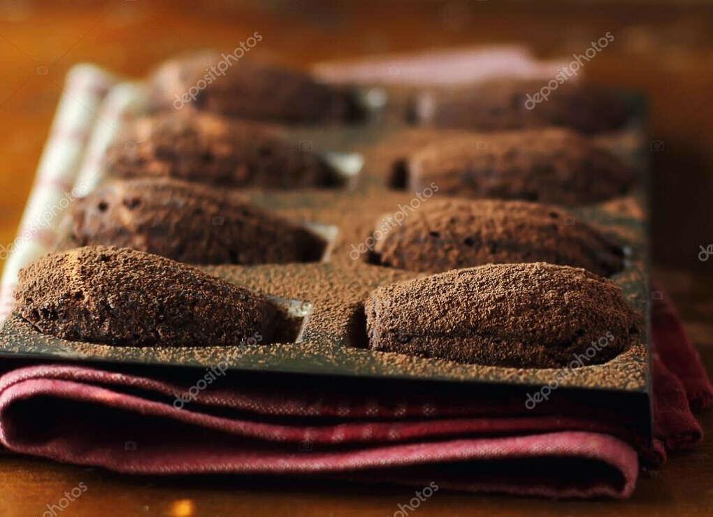 Форма для печенья Мадлен.Винтаж.Тяжёленькая