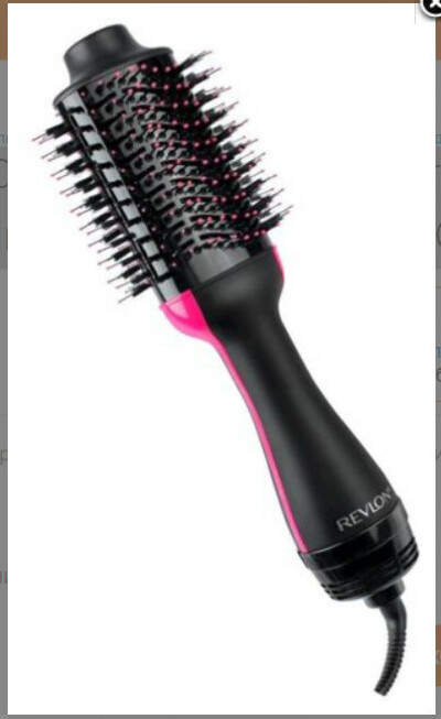 Revlon Oval One-Step Hair Dryer and Volumizing Styler