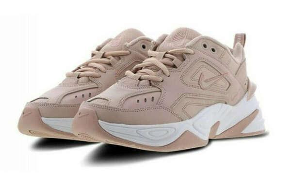 Кроссовки Nike M2K Tekno бежевые или деньги на них