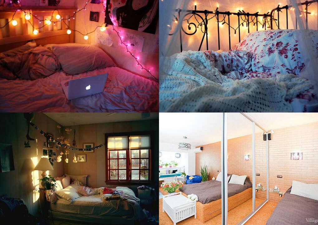 уютную спаленку