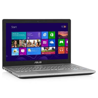 ноутбук ASUS N550JK, 90NB04L1-M04350
