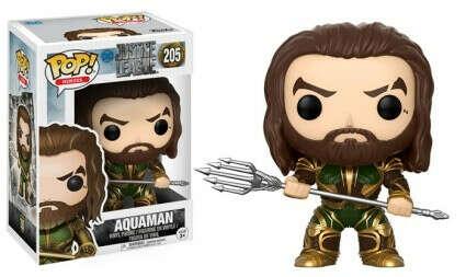 205. Aquaman / Аквамен