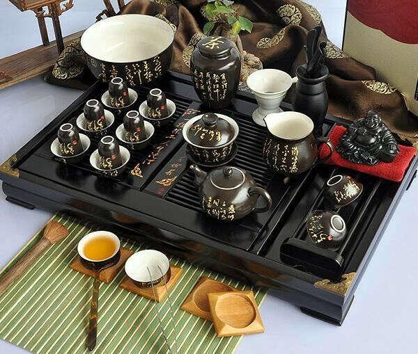 чабань, красивая чайная посуда и инструменты для чаепития. Можно по отдельности)