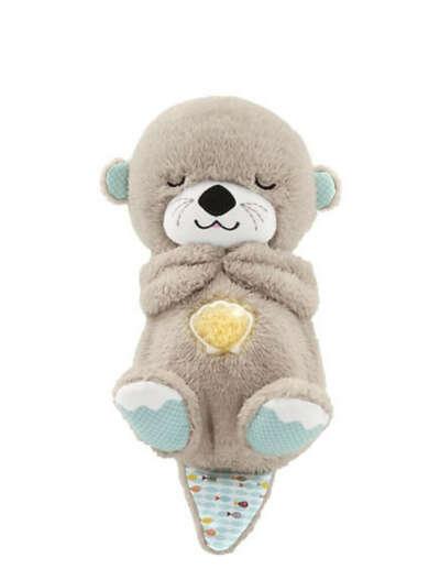 Мягкая игрушка Fisher Price для сна Выдра