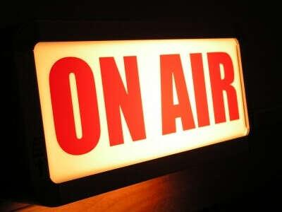 Побывать на радио