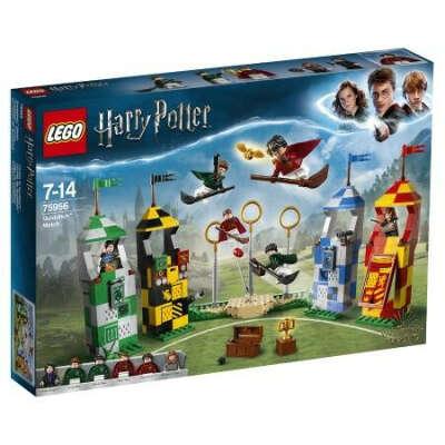 Конструктор LEGO Harry Potter Матч по квиддичу