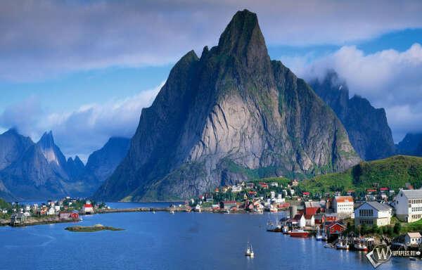 Побывать в Норвегии
