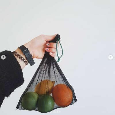 Эко-мешок для фруктов