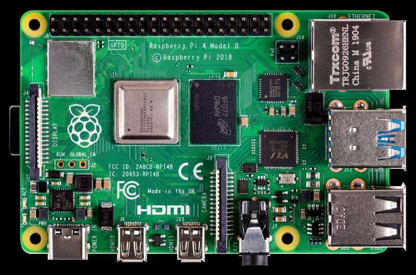 Raspberry Pi 4 4GB