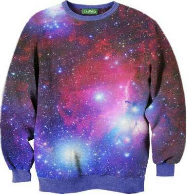 Космический свитер