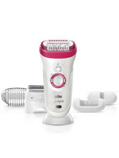 Электрический эпилятор 9-567 Silk-epil 9 Legs, body & face Braun 6499029 купить за 6873 ₽ в интернет-магазине Wildberries