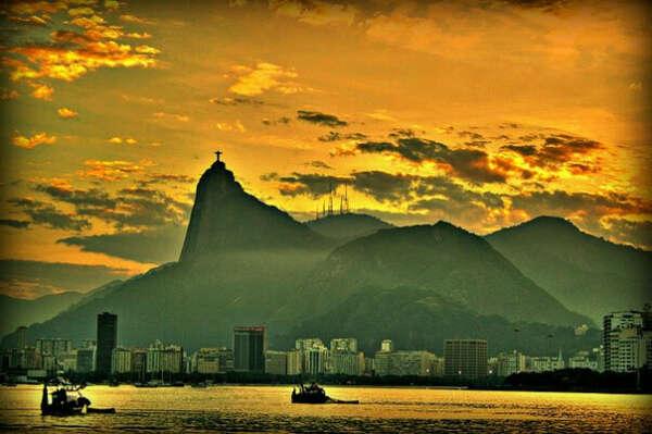 Путешествие в Бразилию