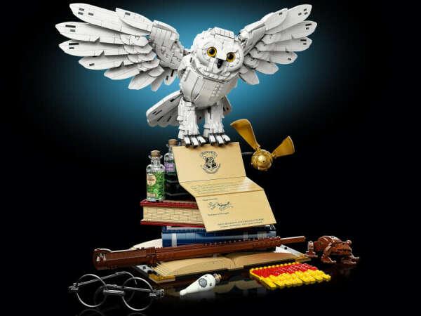 Символы Хогвартса: коллекционное издание