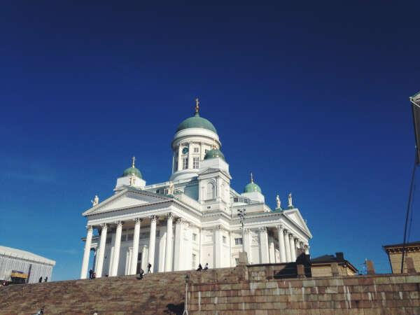 Вернуться в Хельсинки