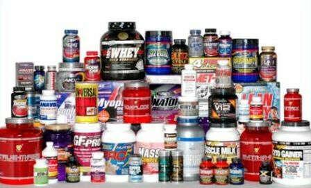 Спортивное питание и витамины