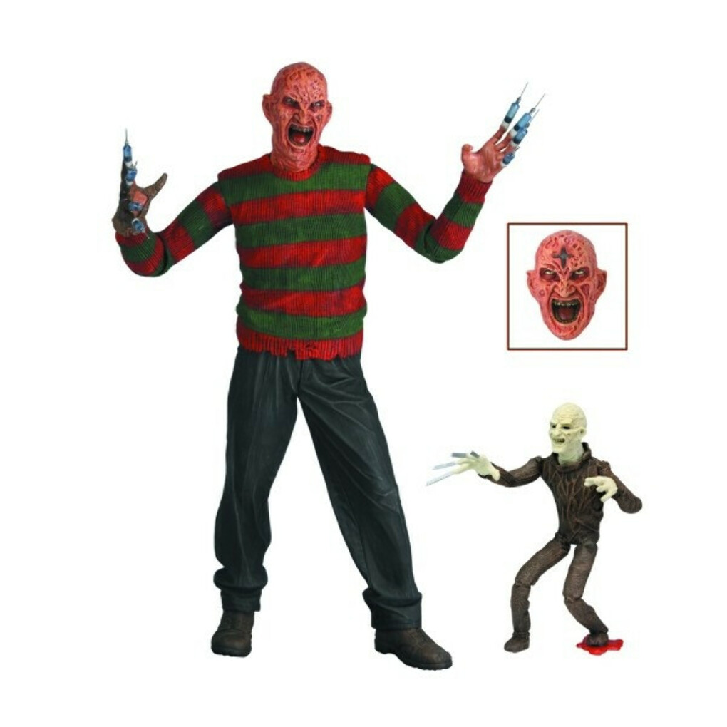 Nightmare on Elm St s3 Freddy Krueger Part 3 Dream Warriors