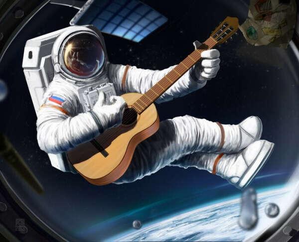 побывать космическим туристом