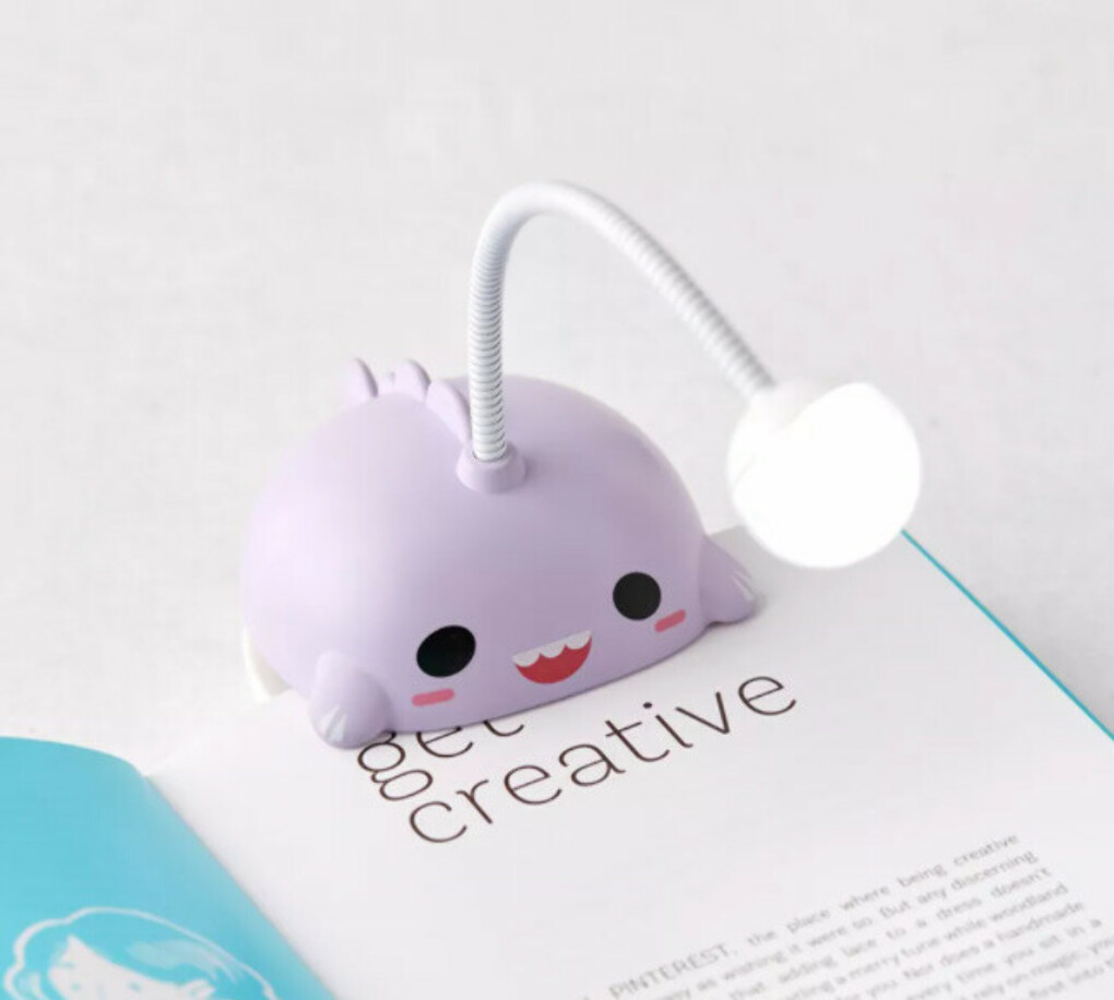 Smoko Book Light