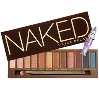 Urban Decay Naked Palette at BeautyBay.com
