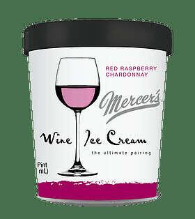 Винное мороженое RED RASPBERRY CHARDONNAY